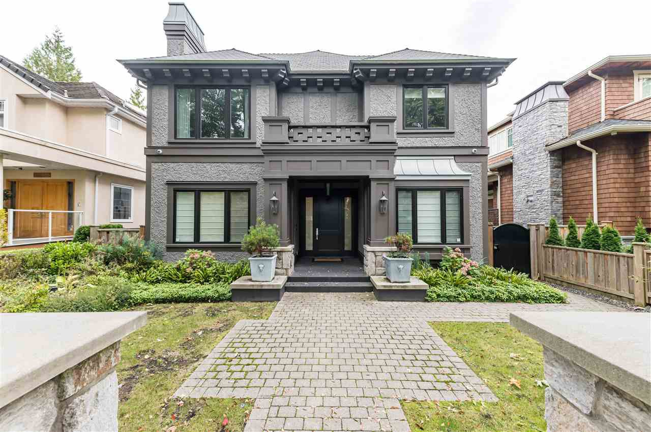Main Photo: 6520 LABURNUM Street in Vancouver: Kerrisdale House for sale (Vancouver West)  : MLS®# R2509951