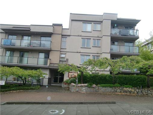 Main Photo: 406 2527 Quadra Street in VICTORIA: Vi Hillside Condo Apartment for sale (Victoria)  : MLS®# 292016