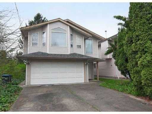 Main Photo: 1960 MCLEAN Avenue in Port Coquitlam: Lower Mary Hill House for sale : MLS®# V1020113