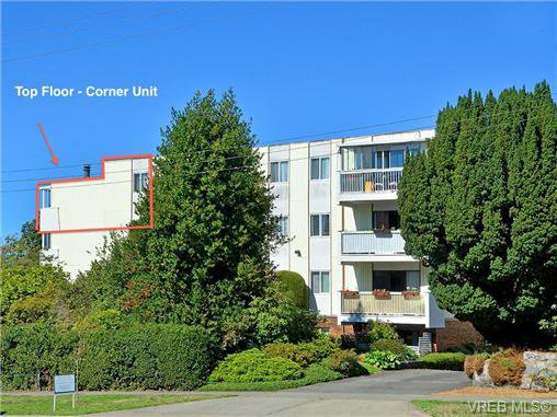 Main Photo: 405 1188 Yates Street in VICTORIA: Vi Downtown Residential for sale (Victoria)  : MLS®# 328552