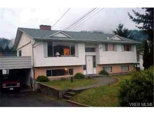 Main Photo: 2854 Sunvale Pl in VICTORIA: La Goldstream Single Family Detached for sale (Langford)  : MLS®# 309513