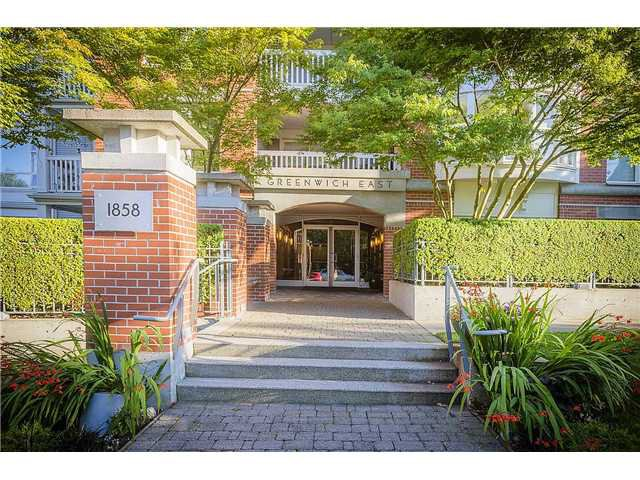 Main Photo: # 307 1858 W 5TH AV in Vancouver: Kitsilano Condo for sale (Vancouver West)  : MLS®# V1078278
