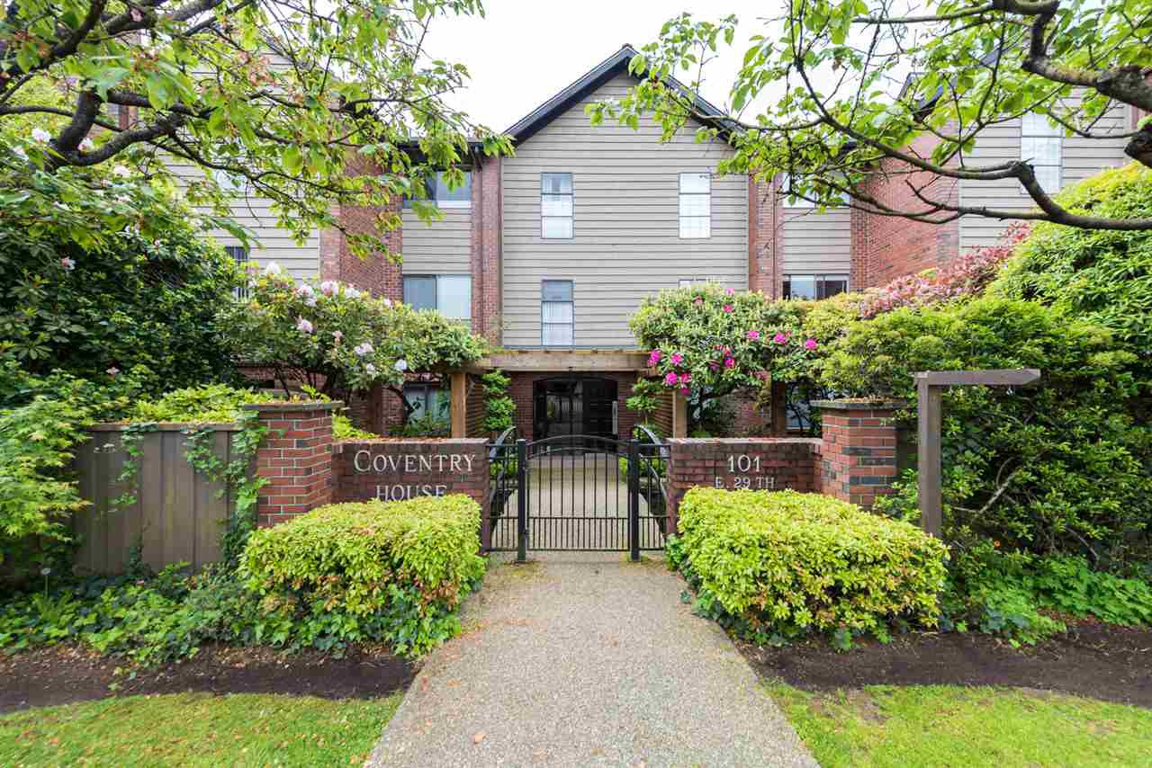 Photo 3: Photos: 207 101 E 29TH STREET in North Vancouver: Upper Lonsdale Condo for sale : MLS®# R2063449