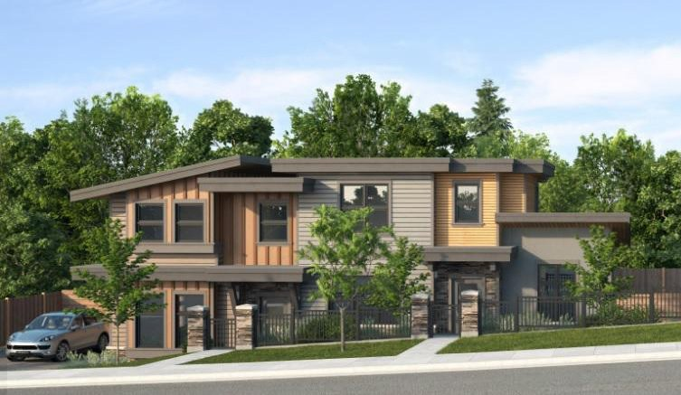 Main Photo: 296 Tenby Street in coquitlam: Coquitlam West House 1/2 Duplex for sale (Coquitlam)