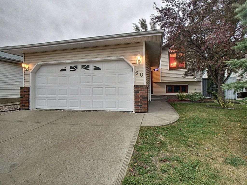 Main Photo: 60 Jefferson Road in Edmonton: Zone 29 House for sale : MLS®# E4176551
