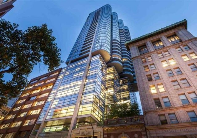 Main Photo: 3002 838 W HASTINGS STREET in Vancouver West: Coal Harbour Condo for sale : MLS®# R2237234