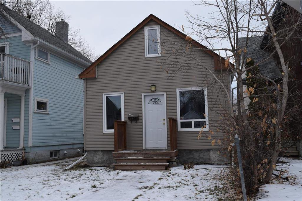 Main Photo: 167 Thomas Berry Street in Winnipeg: St Boniface Residential for sale (2A)  : MLS®# 1932220