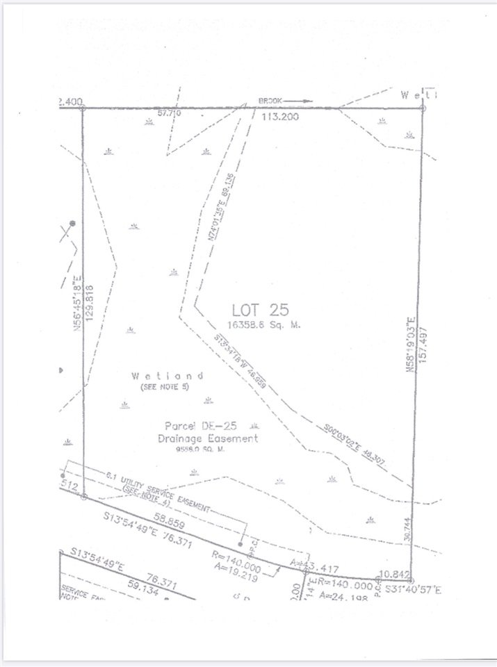 Main Photo: Lot 25 Morning Breeze Drive in Mount Uniacke: 105-East Hants/Colchester West Vacant Land for sale (Halifax-Dartmouth)  : MLS®# 202014392