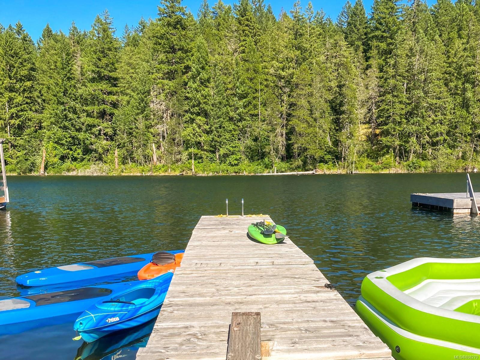 Main Photo: 7 10750 Central Lake Rd in : PA Sproat Lake Land for sale (Port Alberni)  : MLS®# 858279