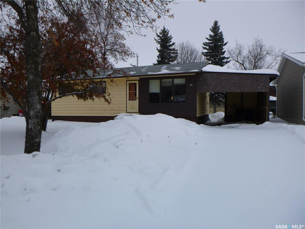 Main Photo: 1318 95th Street in Tisdale: Residential for sale : MLS®# SK833938