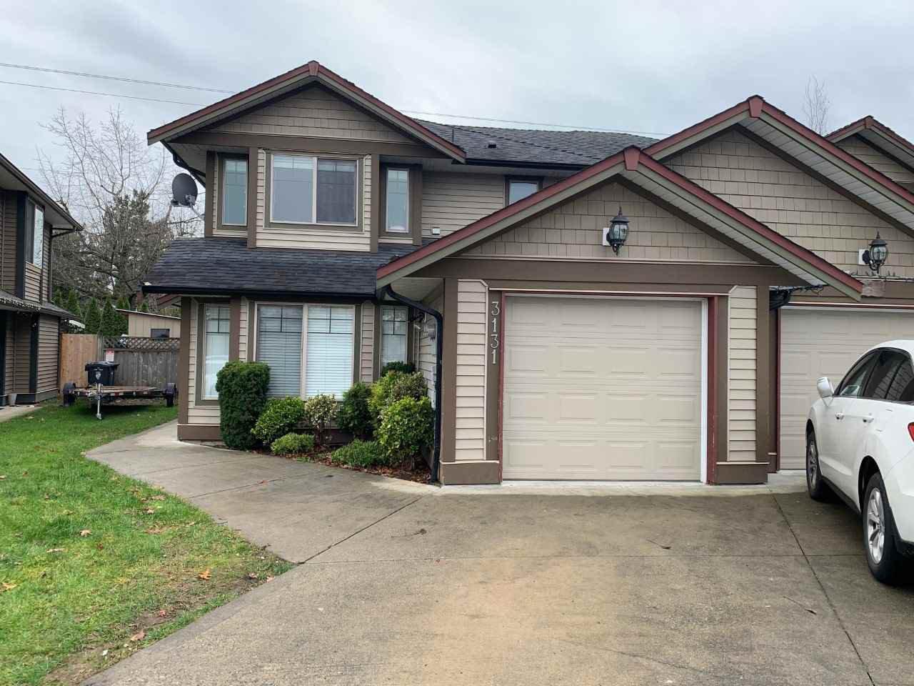 Main Photo: 3131 267A Street in Langley: Aldergrove Langley 1/2 Duplex for sale : MLS®# R2522123