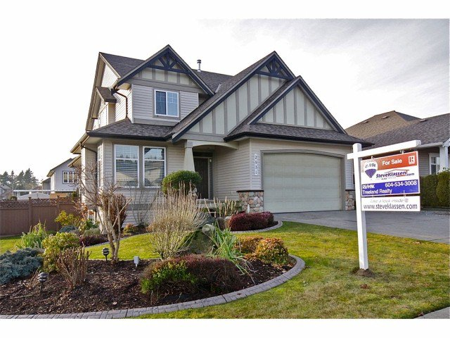 """Main Photo: 2831 CAMBIE Street in Abbotsford: House for sale in """"West Abbotsford Station"""" : MLS®# F1302299"""