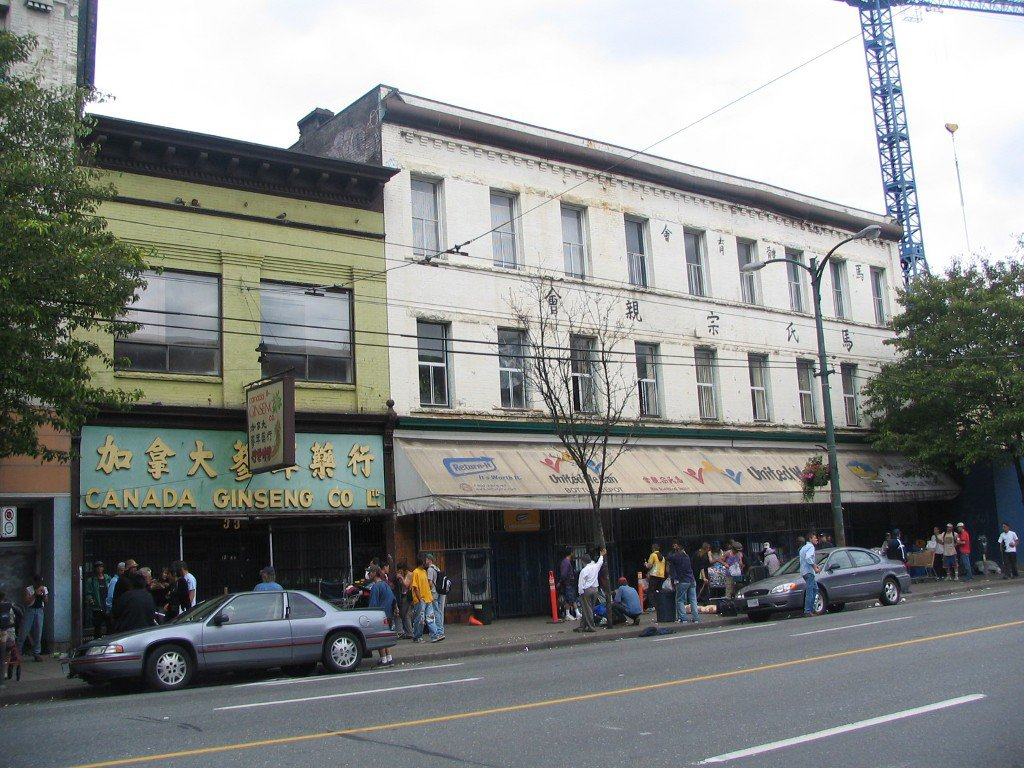 Main Photo: 41-33 Hastings in Vancouver: Downtown VE Home for sale (Vancouver East)