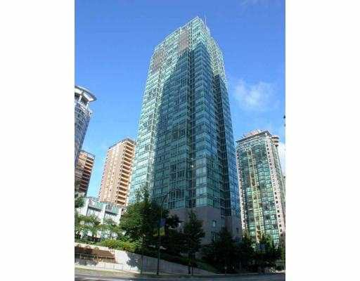 "Main Photo: 704 1288 W GEORGIA ST in Vancouver: West End VW Condo for sale in ""RESIDENCES ON GEORGIA"" (Vancouver West)  : MLS®# V547314"