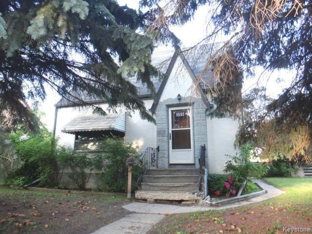 Main Photo: 355 Albany Street in WINNIPEG: St James Residential for sale (West Winnipeg)  : MLS®# 1416342