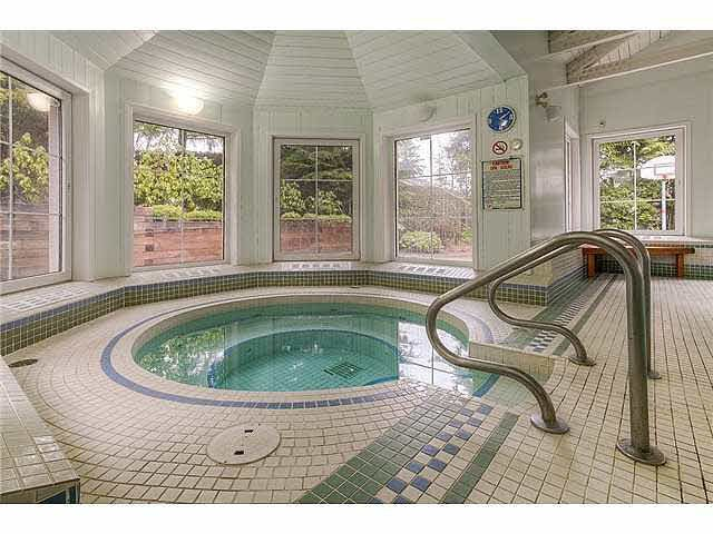 """Photo 14: Photos: 145 101 PARKSIDE Drive in Port Moody: Heritage Mountain Townhouse for sale in """"TREETOPS"""" : MLS®# V1078702"""