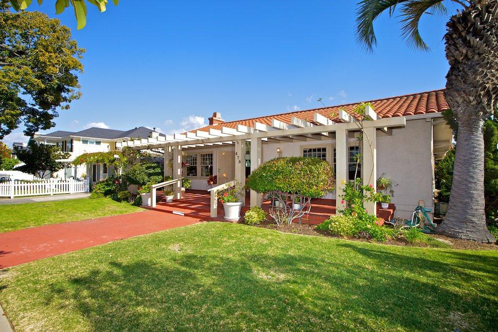 Main Photo: House for sale : 6 bedrooms : 475 A Avenue in Coronado
