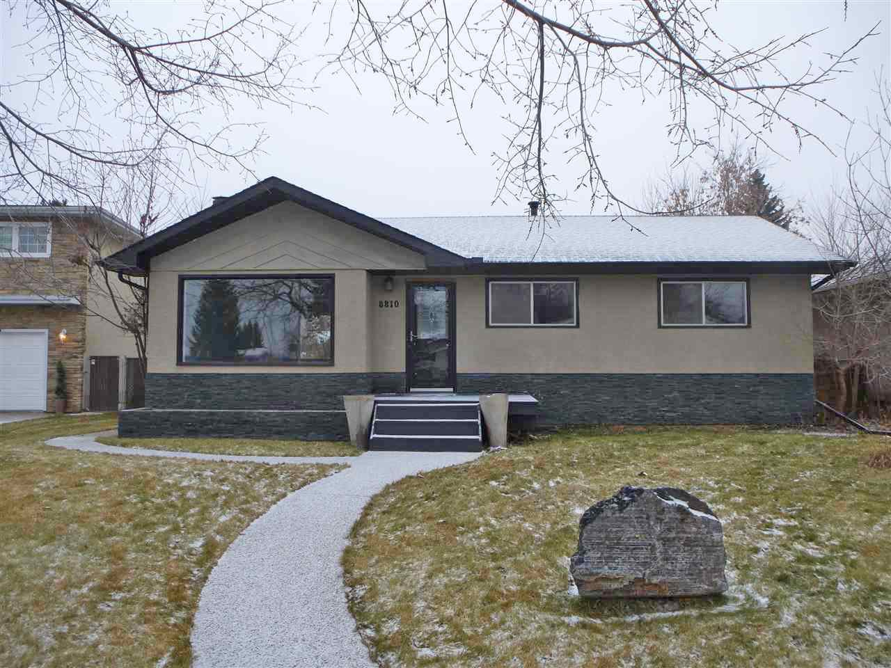 Main Photo: 8810 159A ST NW in Edmonton: Zone 22 House for sale : MLS®# E4044366