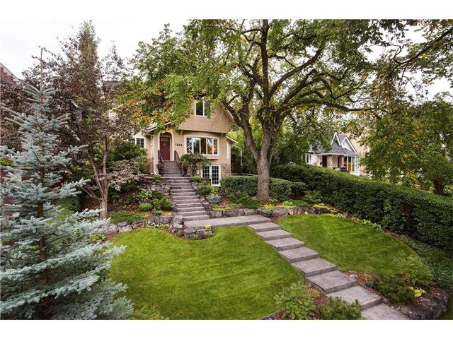 Photo 3: Photos: 1409 PREMIER WY SW in Calgary: Upper Mount Royal House for sale : MLS®# C4092441