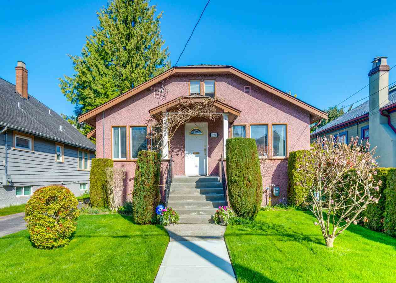 Main Photo: 221 SIXTH AVENUE in New Westminster: GlenBrooke North House for sale : MLS®# R2262395