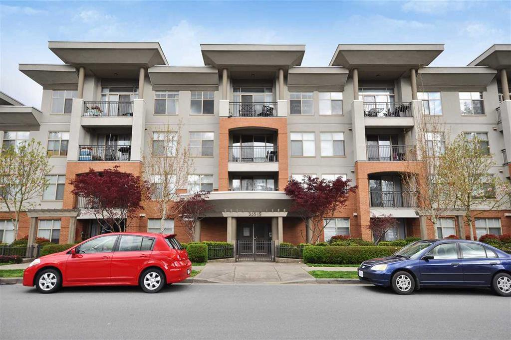 Main Photo: #216 33545 Rainbow Ave. in Abbotsford: Central Abbotsford Condo for rent