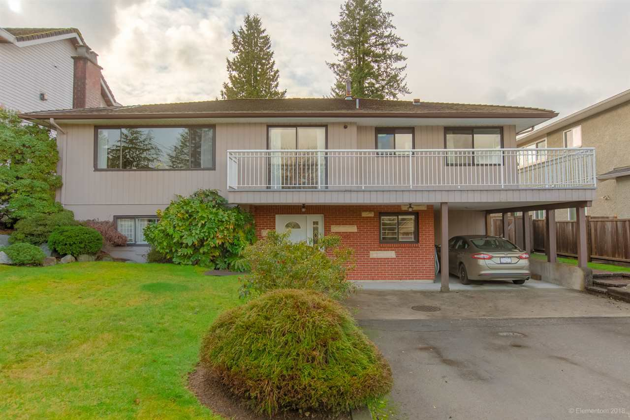 Main Photo: 6055 LEIBLY Avenue in Burnaby: Upper Deer Lake House for sale (Burnaby South)  : MLS®# R2432310