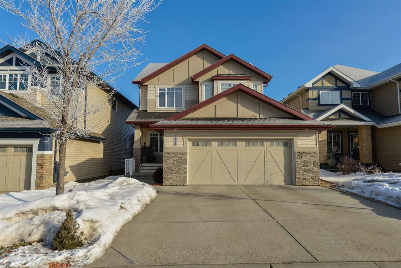 Main Photo: 2020 ARMITAGE Green in Edmonton: Zone 56 House for sale : MLS®# E4192088