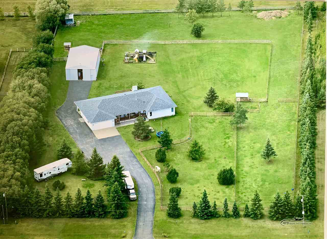 Main Photo: 140 50202 RGE RD 244 A: Rural Leduc County House for sale : MLS®# E4204258