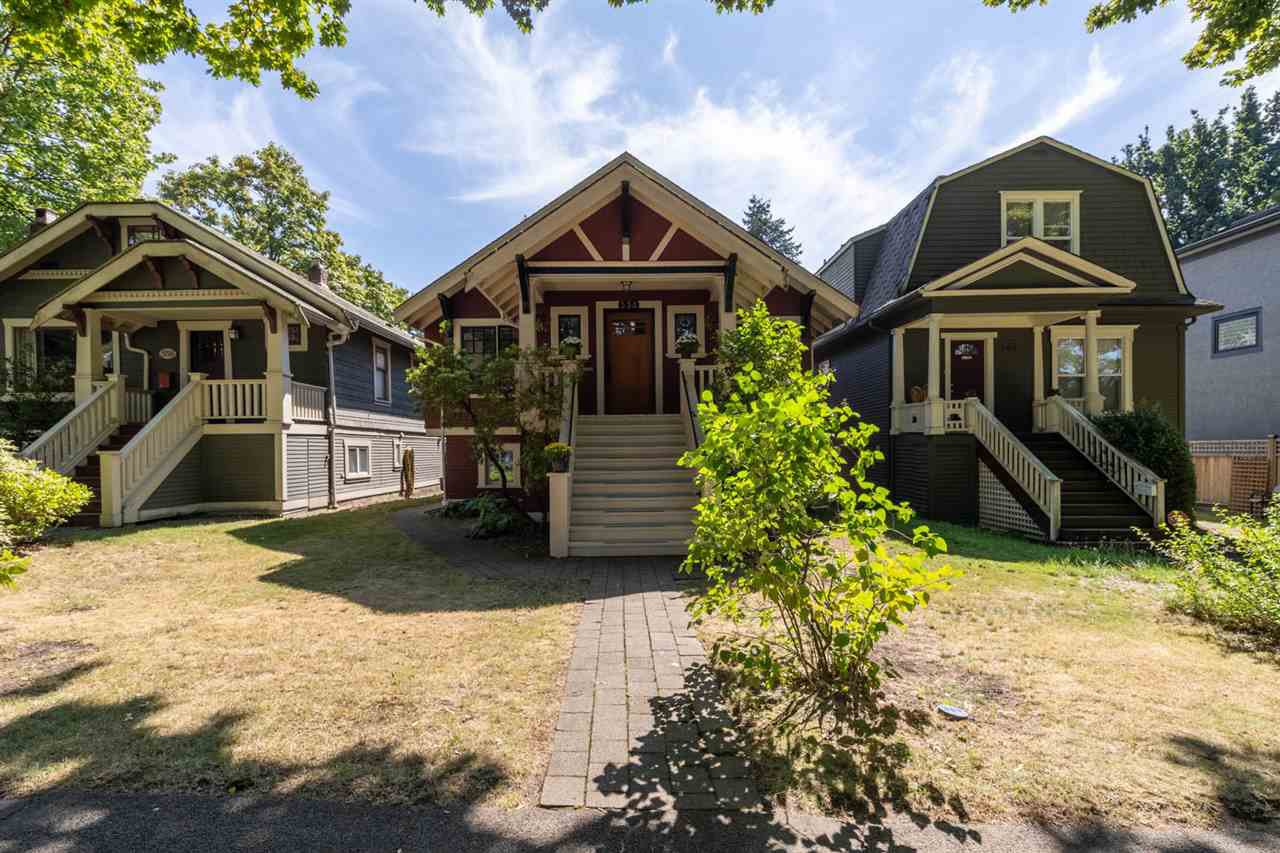 """Main Photo: 558 W 17TH Avenue in Vancouver: Cambie House for sale in """"Cambie"""" (Vancouver West)  : MLS®# R2491817"""