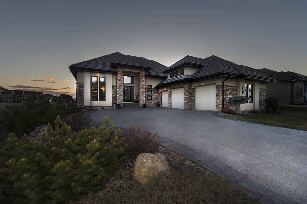 Main Photo: 4204 Westcliff Court in Edmonton: Zone 56 House for sale : MLS®# E4217309