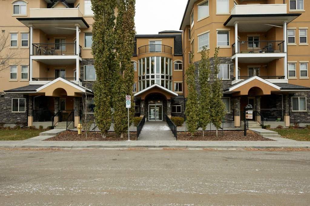 Main Photo: 402 8730 82 Avenue in Edmonton: Zone 18 Condo for sale : MLS®# E4219567