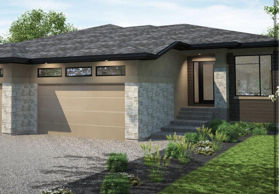 Main Photo: 4605 Knight Point in Edmonton: Zone 56 House Half Duplex for sale : MLS®# E4224325