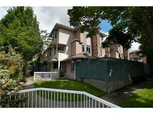 Main Photo: 37 7188 EDMONDS Street in Burnaby East: Edmonds BE Home for sale ()  : MLS®# V956876