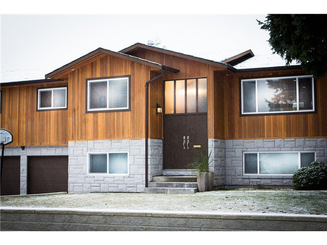 Main Photo: 5520 FOREST ST in Burnaby: Deer Lake Place House for sale (Burnaby South)  : MLS®# V1038752