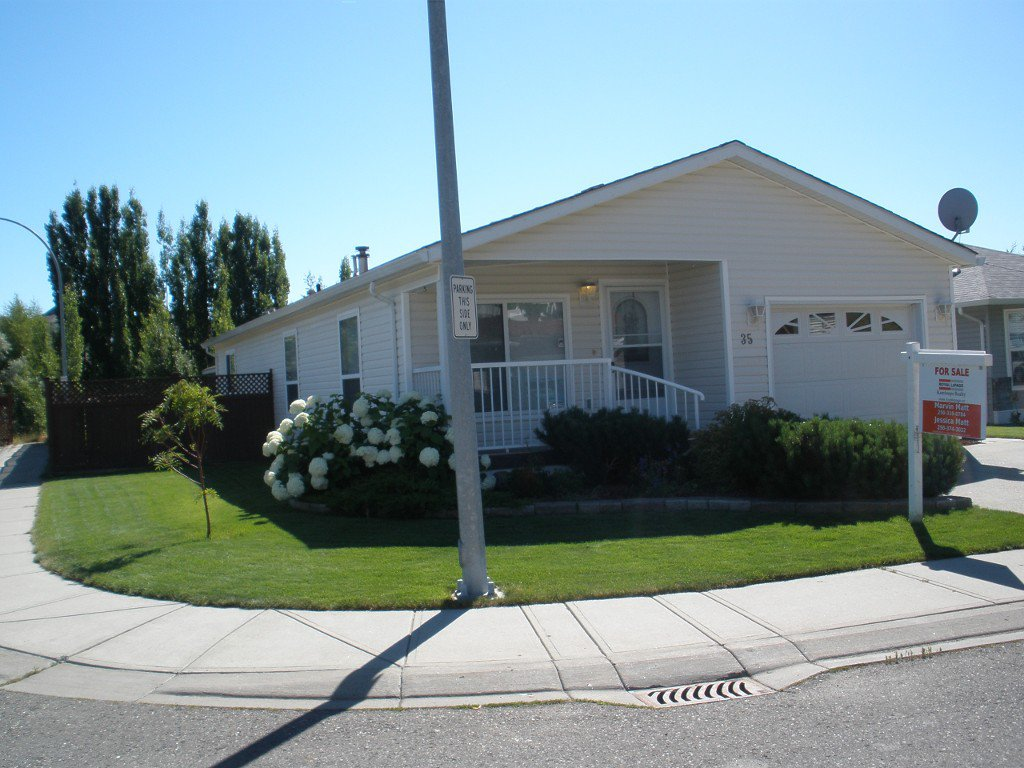 Main Photo: 35-1951 Lodgepole Drive in Kamloops: Pineview House for sale : MLS®# 121646