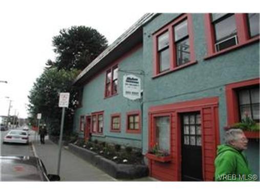 Main Photo: 166 Medana St in : Vi James Bay Multi Family for sale (Victoria)  : MLS®# 331467