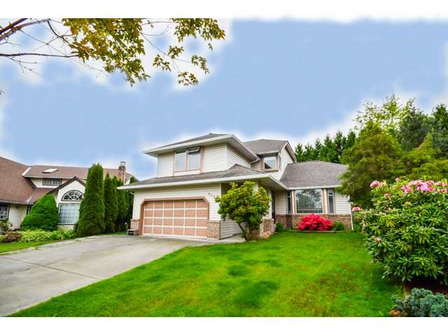 Main Photo: 9060 160A ST in Surrey: Fleetwood Tynehead House for sale : MLS®# F1441114