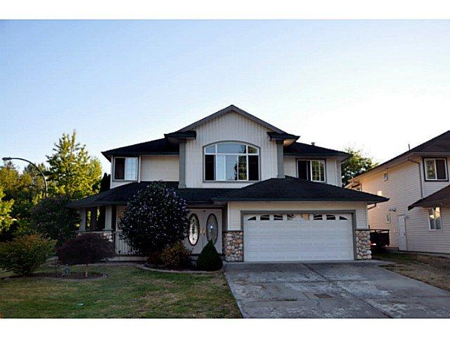 Main Photo: 23810 122ND AV in Maple Ridge: East Central House for sale : MLS®# V1136857