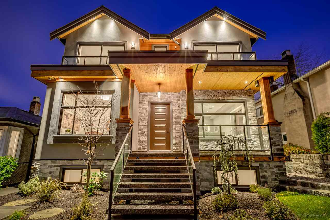 Main Photo: 3148 GRAVELEY STREET in Vancouver: Renfrew VE House for sale (Vancouver East)  : MLS®# R2286768