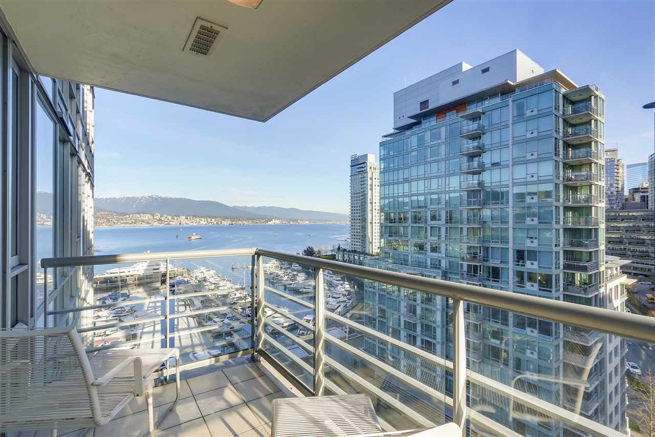 Main Photo: 1403 590 NICOLA STREET in Vancouver: Coal Harbour Condo for sale (Vancouver West)  : MLS®# R2340570