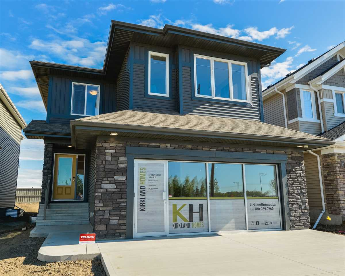 Main Photo:  in Edmonton: Zone 55 House for sale : MLS®# E4175386