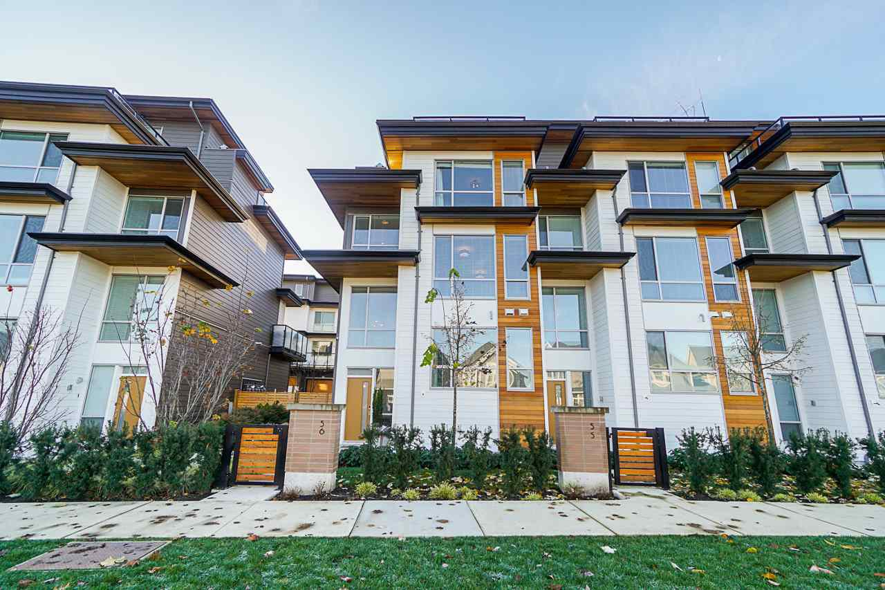 Main Photo: 56 2825 159 Street in Surrey: Grandview Surrey Townhouse for sale (South Surrey White Rock)  : MLS®# R2421427