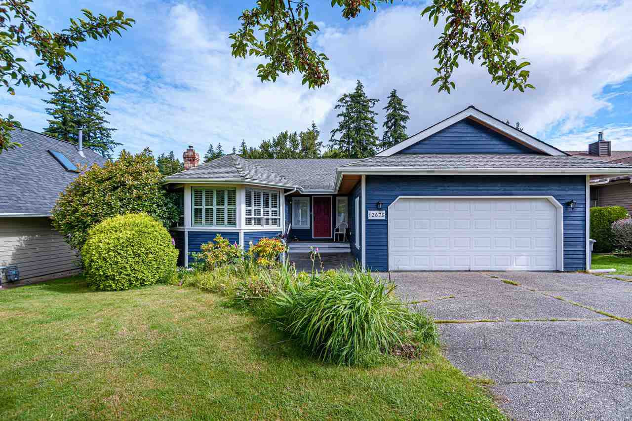 Main Photo: 12875 19A Avenue in Surrey: Crescent Bch Ocean Pk. House for sale (South Surrey White Rock)  : MLS®# R2503740
