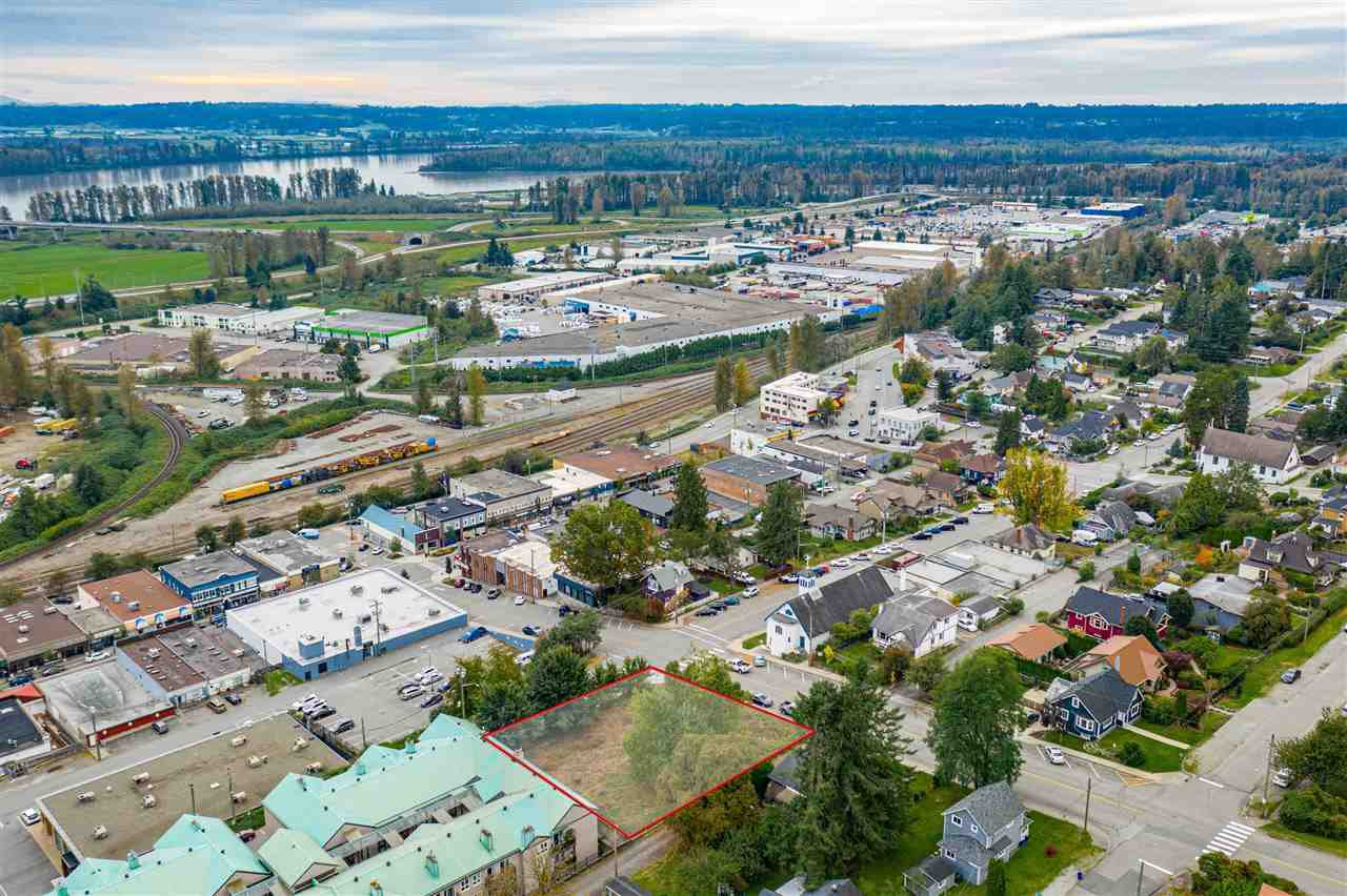 Main Photo: 7368 JAMES Street: Land Commercial for sale in Mission: MLS®# C8034787