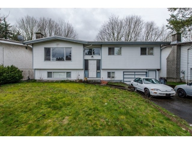 Main Photo: 1966 Catalina Crescent in Abbotsford: Abbotsford West House for sale