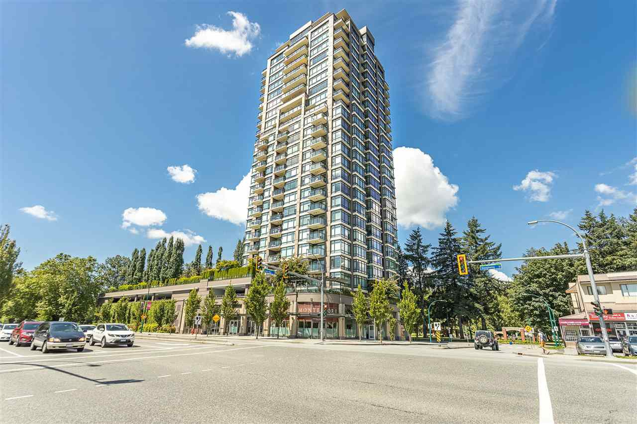 "Main Photo: 603 2789 SHAUGHNESSY Street in Port Coquitlam: Central Pt Coquitlam Condo for sale in ""THE SHAUGHNESSY"" : MLS®# R2518886"