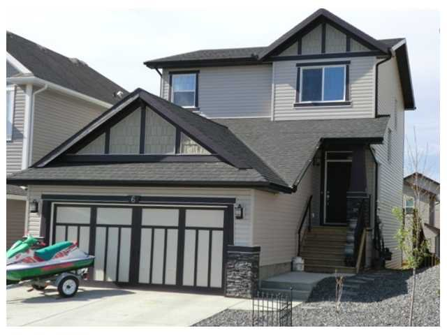 Main Photo: 6 HERITAGE View: Cochrane Residential Detached Single Family for sale : MLS®# C3525919