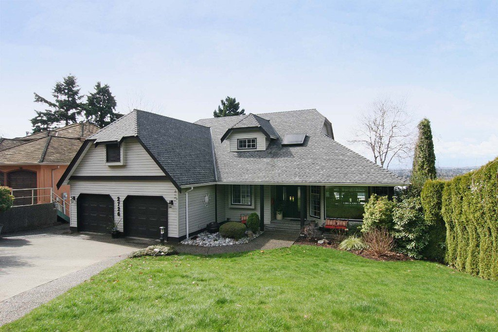 "Main Photo: 2726 ST MORITZ Way in Abbotsford: Abbotsford East House for sale in ""Glen Mountain"" : MLS®# F1306871"