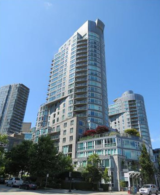 Main Photo: 1903 535 Nicola Street in Vancouver: Coal Harbour Condo for sale (Vancouver West)  : MLS®# V987660