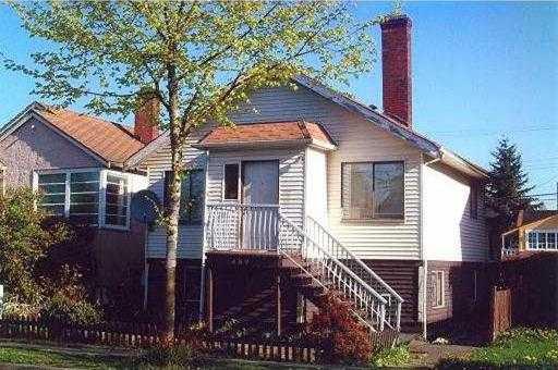 Main Photo: 489 E 16TH AV in : Mount Pleasant VE House for sale : MLS®# V927372